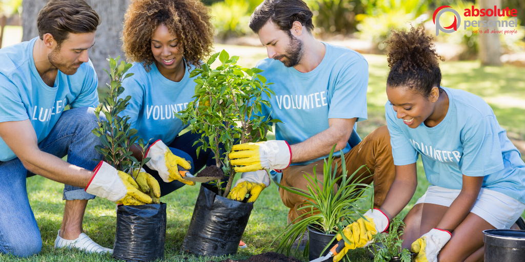 Volunteering Time off- should more companies be offering their employees it?