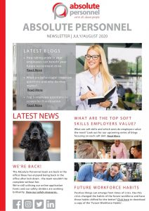 Absolute Personnel July_August Newsletter